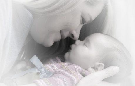 BONDING (קשר אם-תינוק) מיד לאחר הלידה