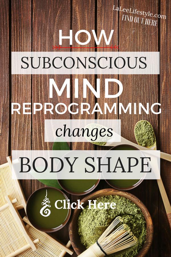 SUBCONSCIOUS mind reprogramming weight loss