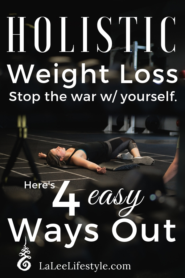 Lose weight fast, naturally & permanently with a holistic weight loss program!