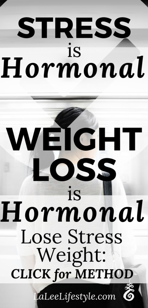 how to lose stress weight