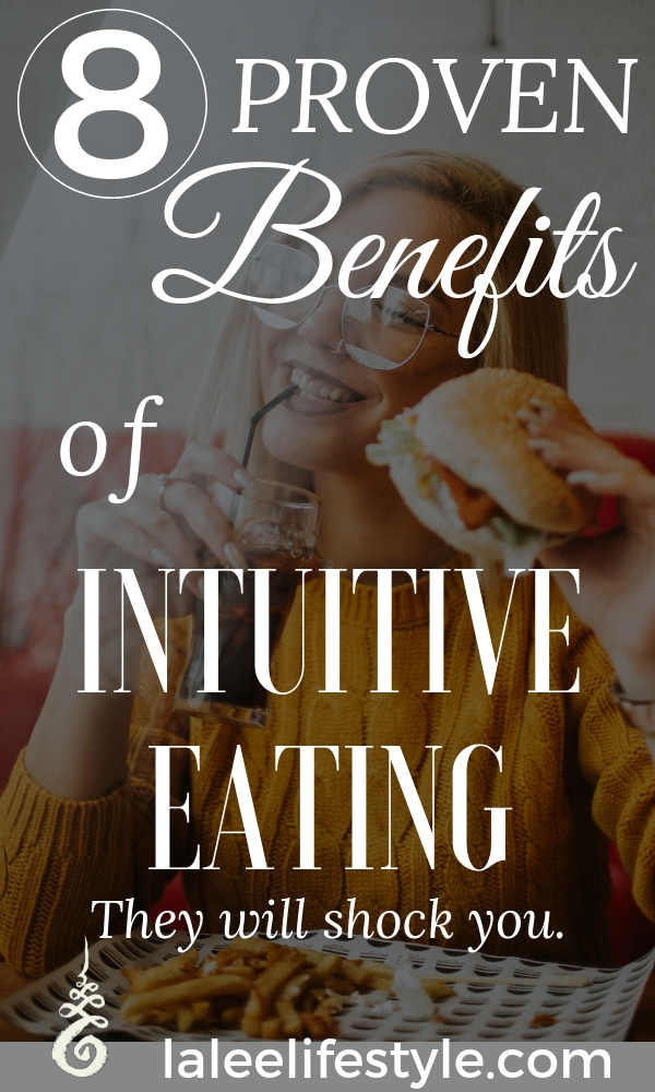 benefits of intuitive eating