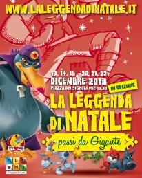 _La leggenda di Natale - manifesto