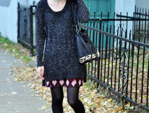 Look blog mode long pull