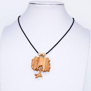 Collier Arbre de Provence – Abricotier – Mixte
