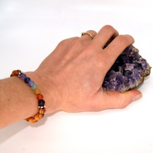 Bracelet Chakras 6mm – Mixte