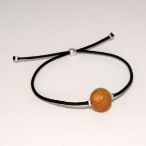 Bracelet Perle de Provence – Abricotier