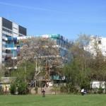 diener & diener – novartis pharma headquarters