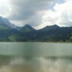 el lago negro