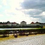 el palacio de las Ninfas