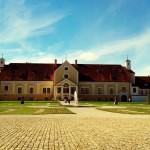castillos bávaros en otoño