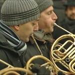 villancicos en tono alemán – Fröhliche Weihnachten