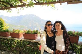 Villa Rufolo en Ravello