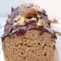 Cake à la châtaigne sans sucre ajouté