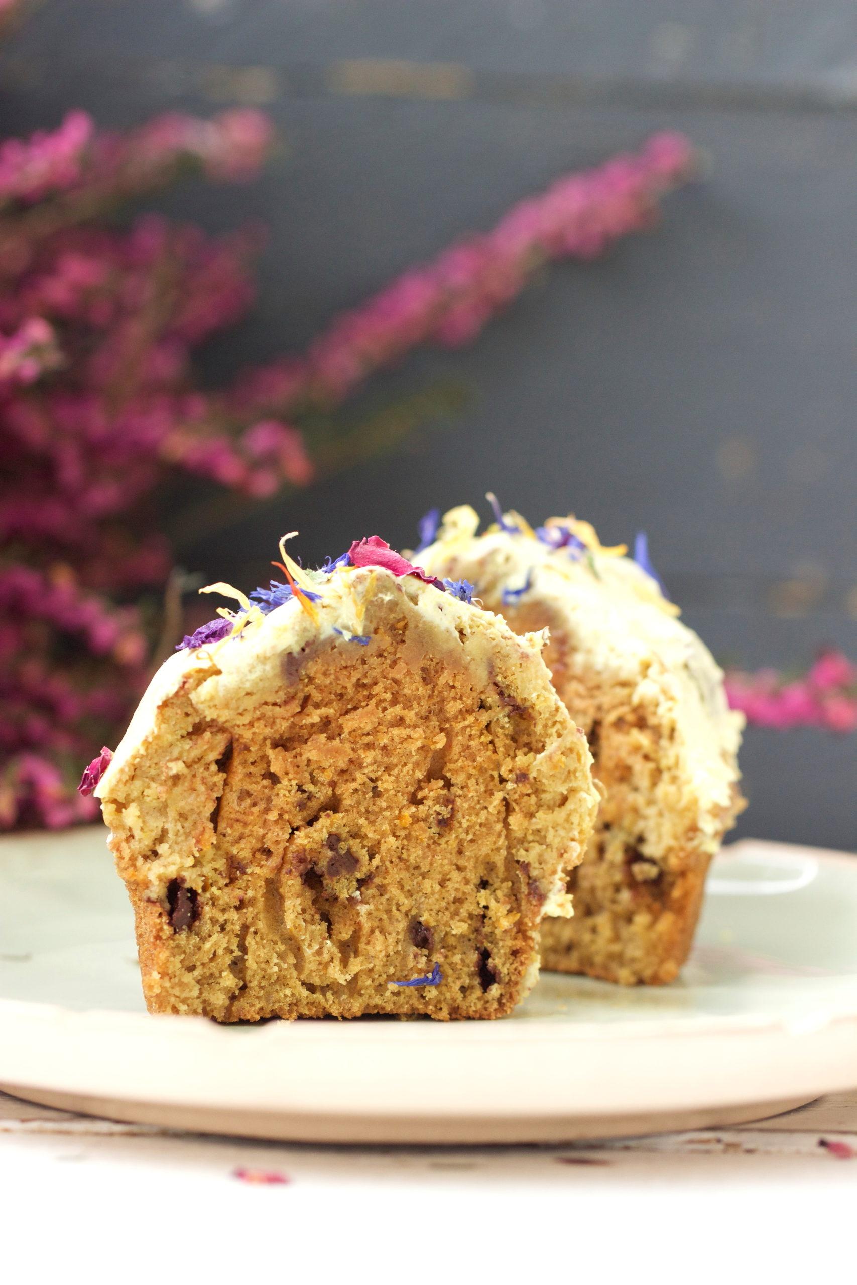 Muffins orange & chocolat