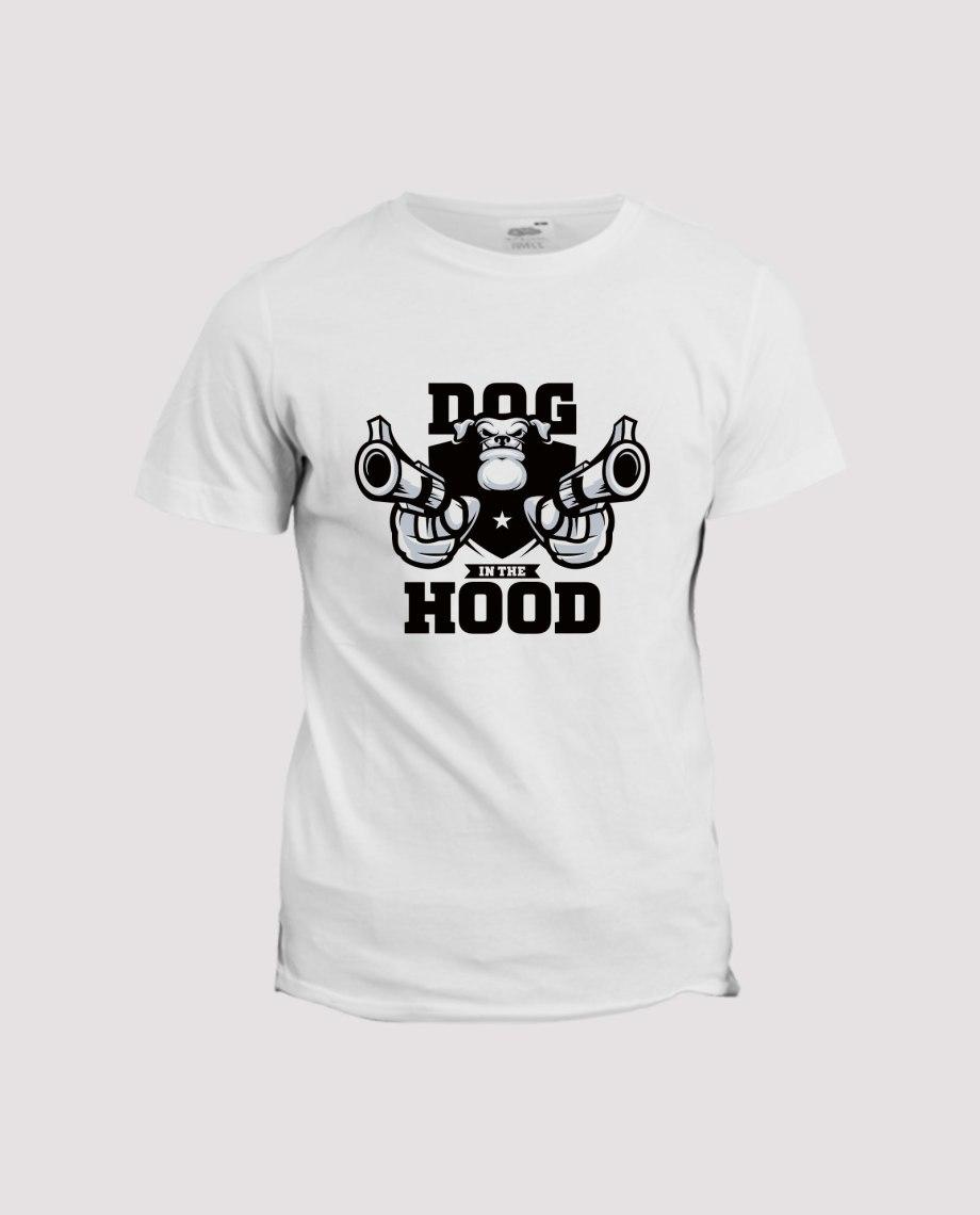 la-ligne-shop-t-shirt-blanc-homme-dog-in-the-hood