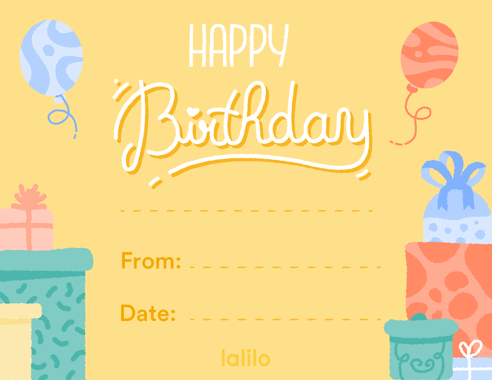 Ebirthday Cards For Students