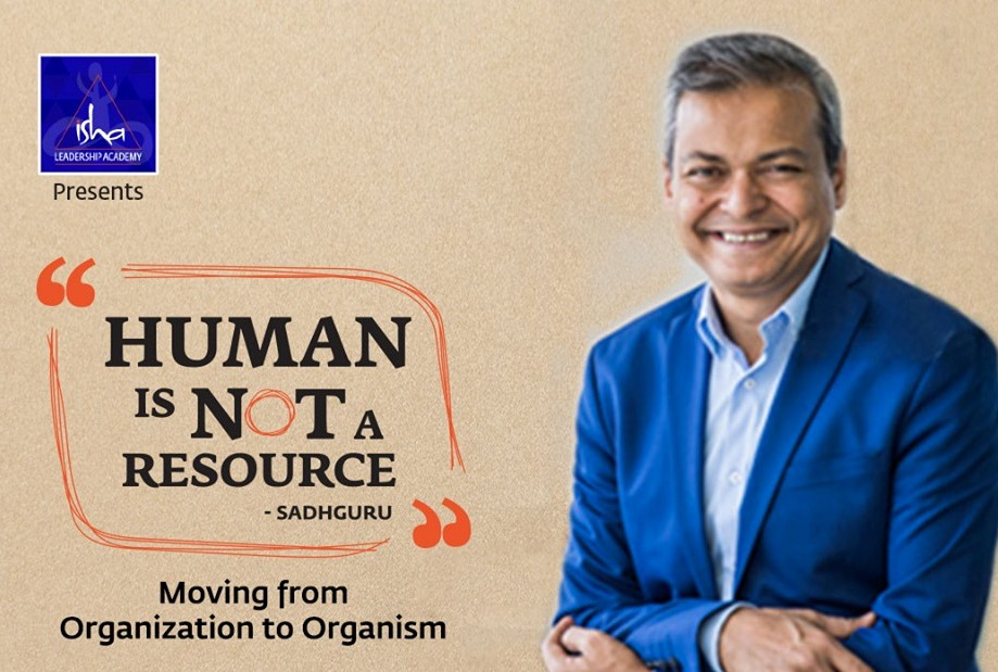 Human is NOT a Resource