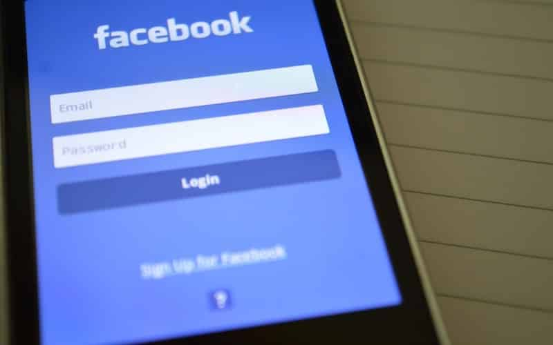 facebook is one of the most popular social media brand that people access on mobile phones.