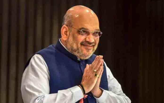 Amit Shah is Home Minister of India