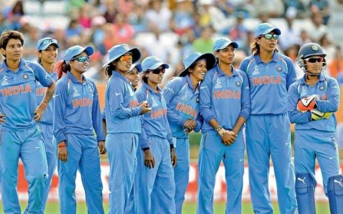 Indian women cricket team in world cup