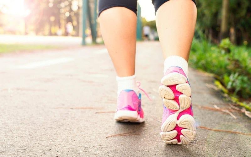 daily walking has many health benefits