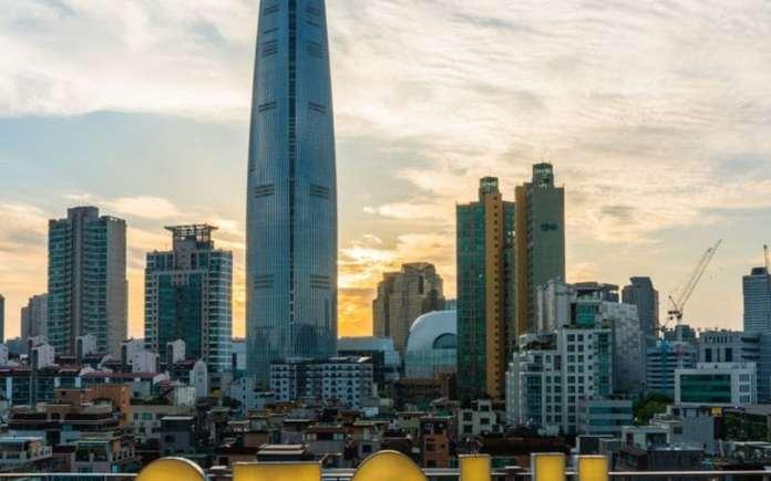 South Korea is a popular tourist destination