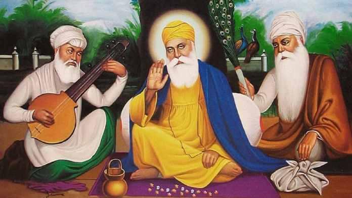 guru nank dev sikhism