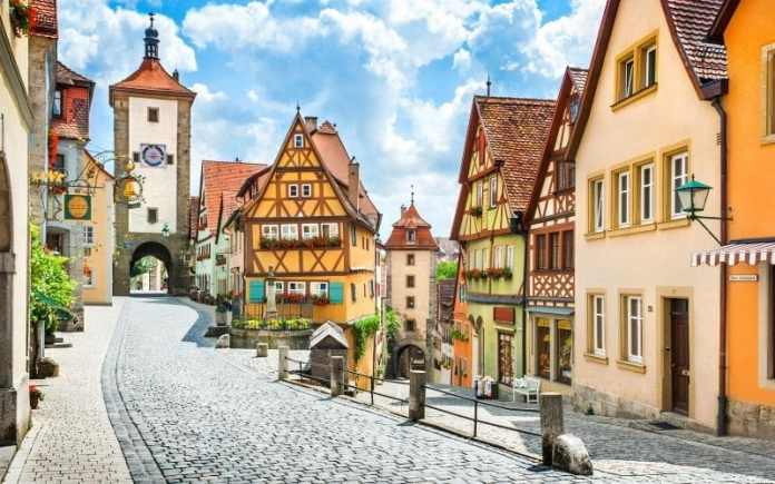 german houses