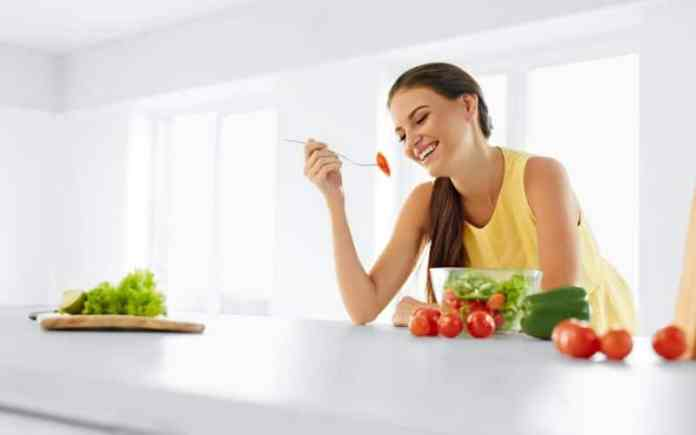 healthy eating work from home