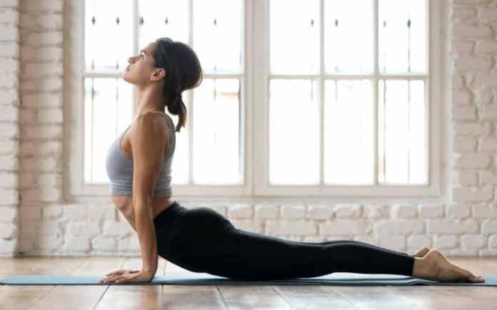 yoga lockdown