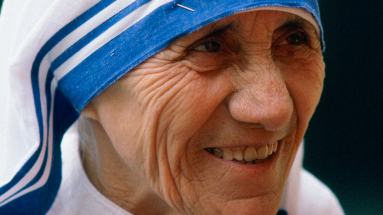 Mother Teresa was the founder of Missionaries of Charity.