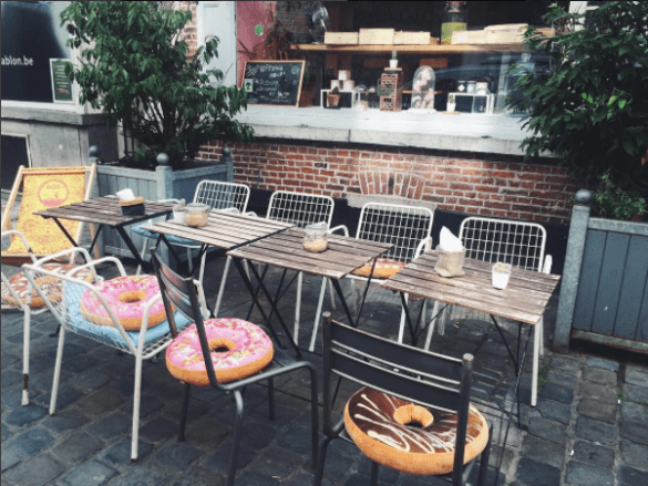 Coco donuts, Brussels - Belgian blogger