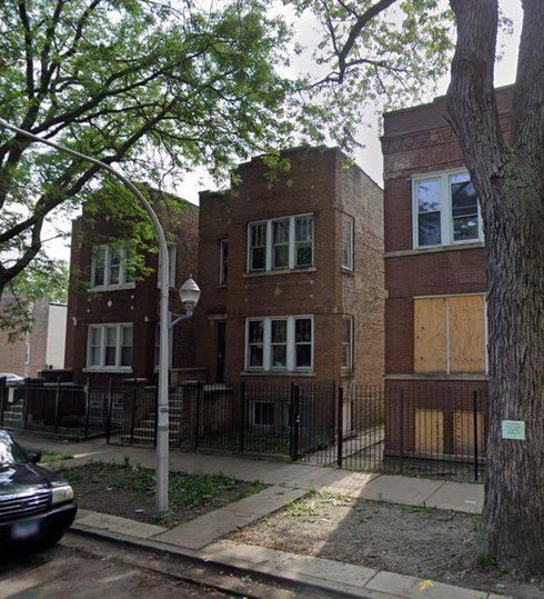 [$130k] Chicago, Humboldt Park Area Investment Property – Brick 2 units – ARV $400k