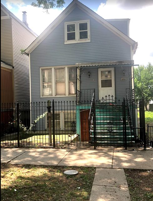 [$297k] Chicago, Humboldt Park Area Investment Property – 3 Units – ARV $532k
