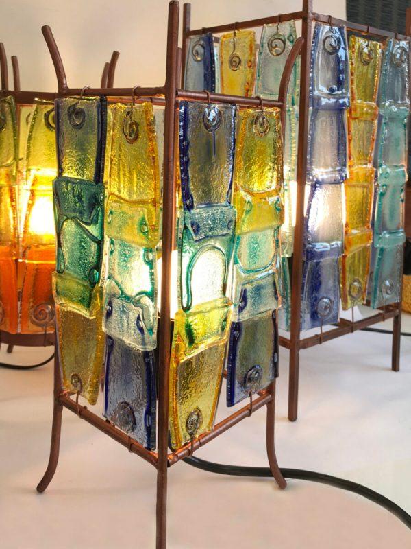 lámparas de vidrio lallavemagica.cl