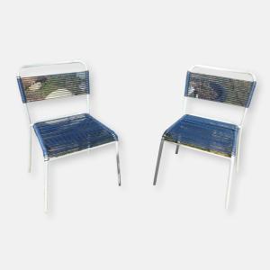 chaises spaghetti