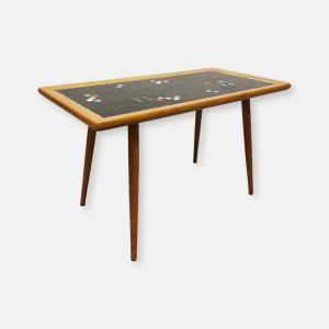 Table basse mosaïque