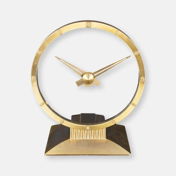 Horloge mystérieuse