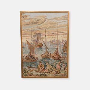 tableau tapisserie
