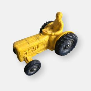 Tracteur vintage