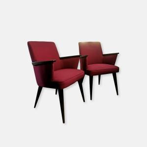 fauteuils des années 60