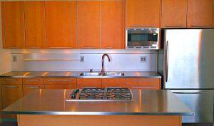 Kitchen - Douglas Lofts Downtown Los Angeles