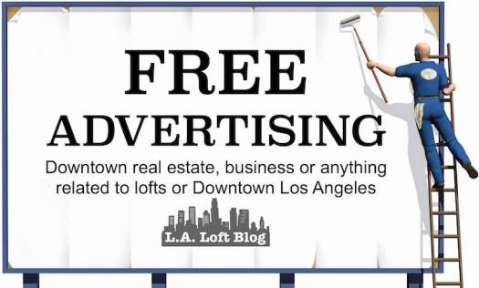 Advertise Free DTLA