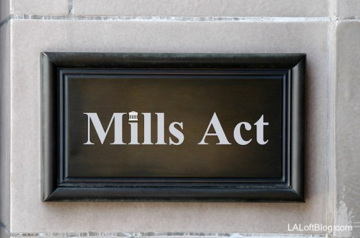 Mills Act Homes in Southern California