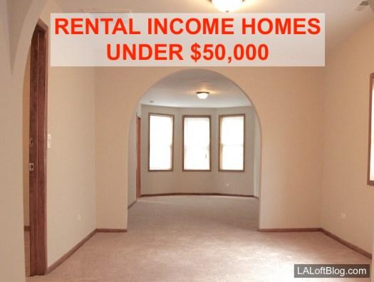 Rental Income Homes