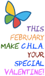 Make Children's Hospital your special valentine