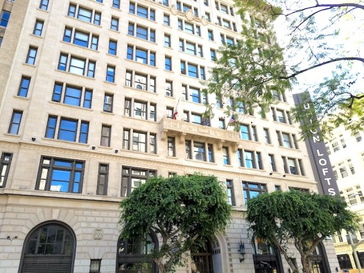 What is the best loft building in Downtown Los Angeles?