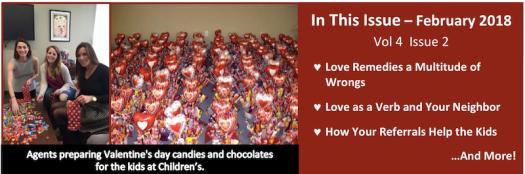 Newsletter Feb Agents Valentine Index