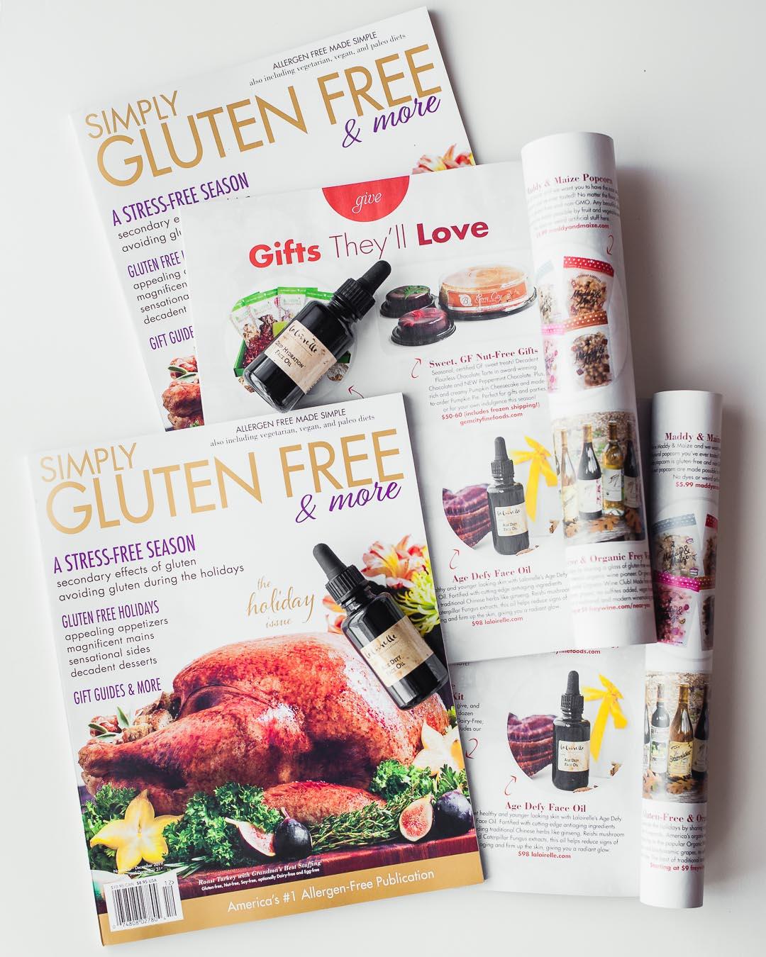 Simply Gluten Free feature - Laloirelle