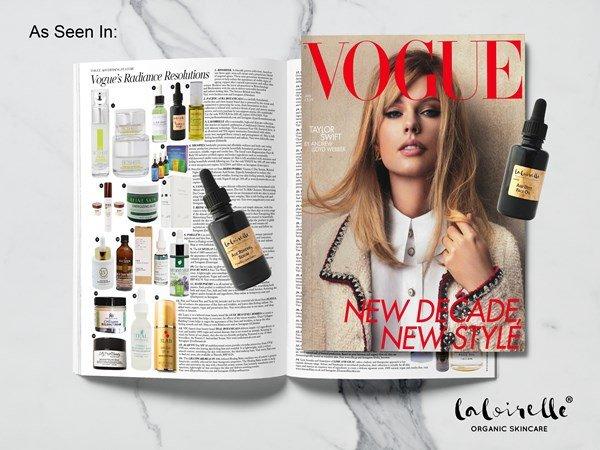 Vogue _Laloirelle organic skincare